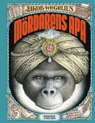 Pärmbilden på Mördarens apa
