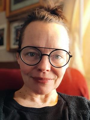 Johanna Fredenberg, koordinator för Vårkultur 2021